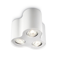 Philips 56333/31/PN - Spotlámpa MYLIVING PILLAR 3xGU10/35W/230V