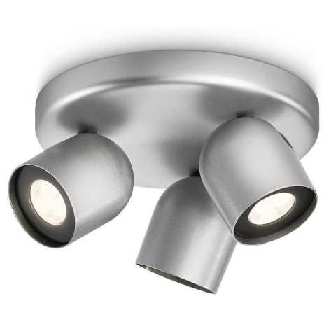 Philips 56493/48/16 - Spot LED lámpa MYLIVING ZESTA 3xLED/6W/230V