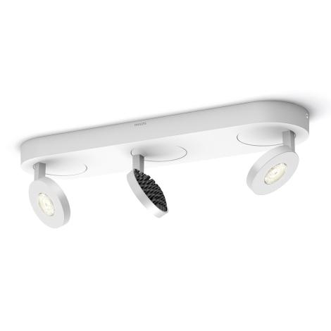 Philips 57183/31/16 - LED Spotlámpa INSTYLE SCOPE 3xLED/4,5W/230V