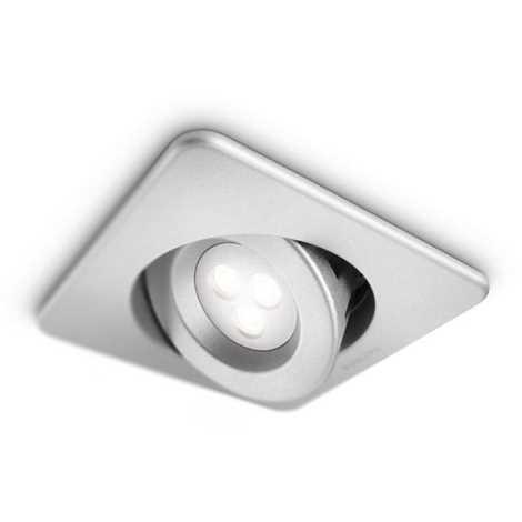 Philips 57922/48/16 - LED Fürdőszobai mennyezeti lámpa LEDINO VISION 1xLED/7,5W/230V
