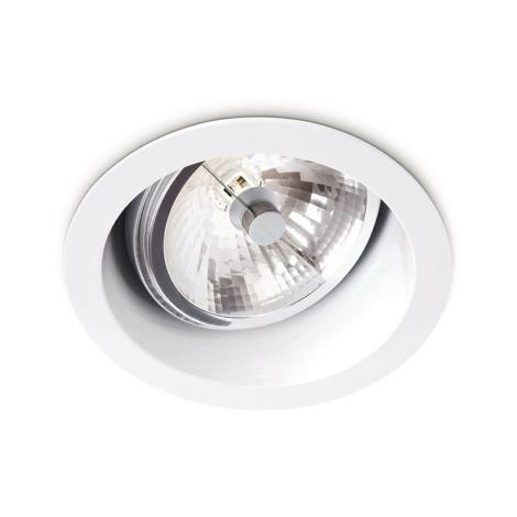 Philips 57975/31/16 - Fürdőszobai mennyezeti lámpa INDUS 1xG53/30W/230V