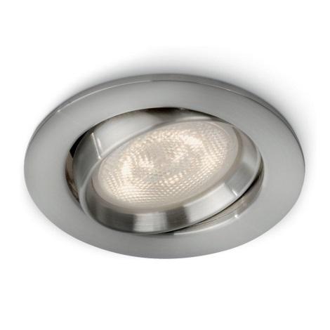 Philips 59031/17/16 - LED Spot süllyesztett lámpa MYLIVING ELLIPSE 1xLED/4W/230V matt króm