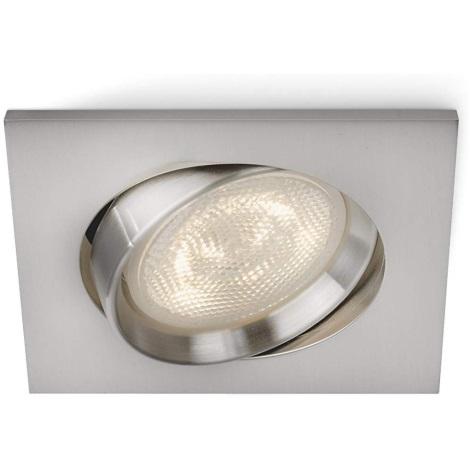 Philips 59081/17/P0 - LED Szabályozható beépíthető lámpa GALILEO LED/4,5W/230V