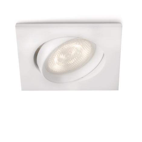 Philips 59081/31/16 - LED Sóllyesztett spotlámpa MYLIVING GALILEO 1xLED/4W/230V fehér