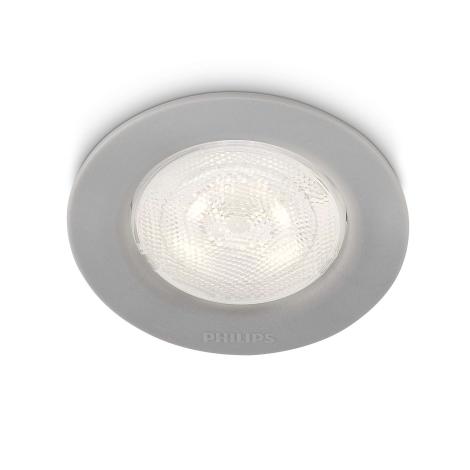 Philips 59101/87/16 - LED beépíthető lámpa SCEPTRUM 1xLED/3W/230V