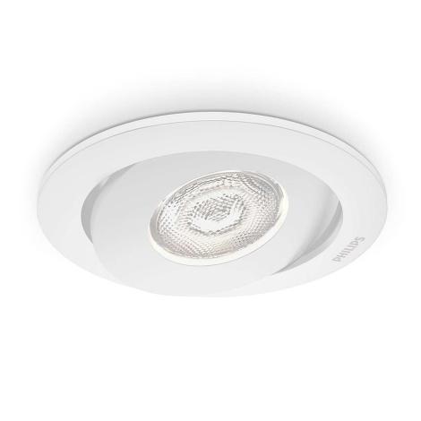 Philips 59180/31/16 - LED beépíthető lámpa ASTEROPE 1xLED/4,5W/230V