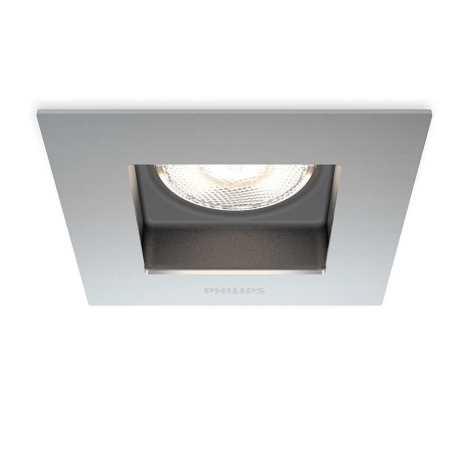 Philips 59190/17/16 - LED beépíthető lámpa PORRIMA 1xLED/4,5W/230V