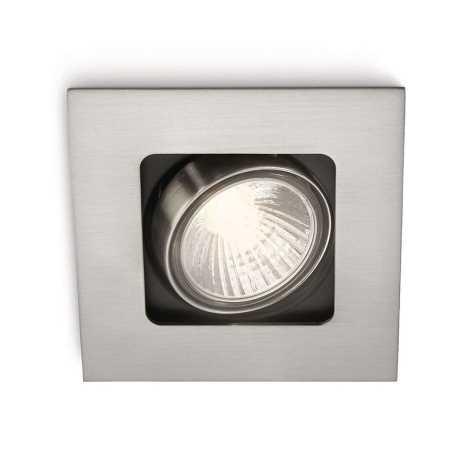 Philips 59300/17/16 - Fürdőszobai mennyezeti lámpa MYLIVING ACAMAR 1xGU10/50W/230V