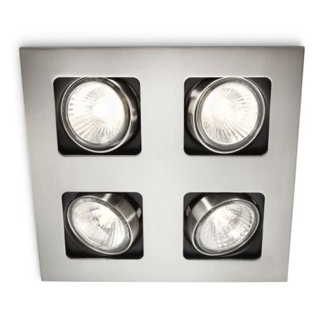 Philips 59304/17/16 - LED fürdőszobai süllyesztett lámpa ARTEMIS 3xLED/4W