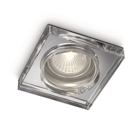 Philips 59560/11/16 - Fürdőszobai mennyezeti lámpa MYLIVING DERMOS 1xGU10/35W/230V