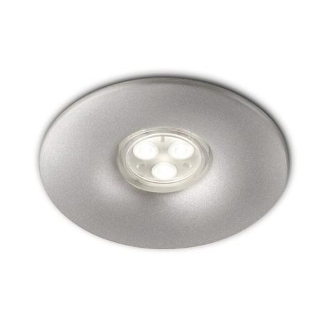 Philips 59830/48/16 - Fürdőszobai mennyezeti lámpa MYLIVING AQUILA 1xLED SMD/7,5W/230V