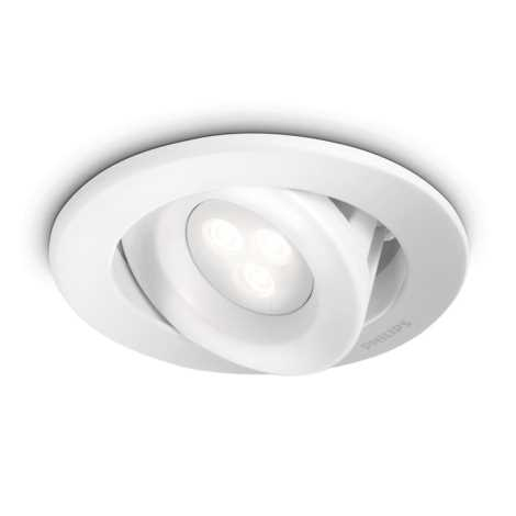 Philips 59855/31/16 - Fürdőszobai mennyezeti lámpa MYLIVING CARNET 1xLED/7,5W/230V
