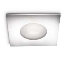 Philips 59910/11/16 - Fürdőszobai lámpa MYBATHROOM THERMAL 1xGU10/35W/230V