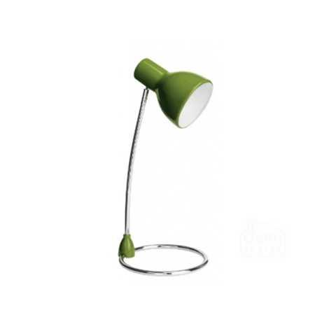 Philips 67204/33/16 - SONG asztali lámpa 1xE27/15W zöld