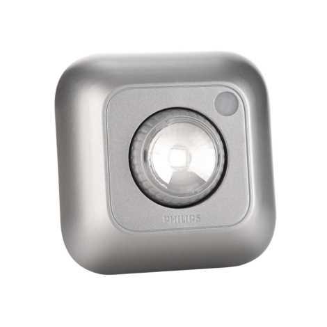 Philips 69191/14/PH - LED tájekozódó lámpa  SPOTON 360 1xLED/0,5W/3xAAA