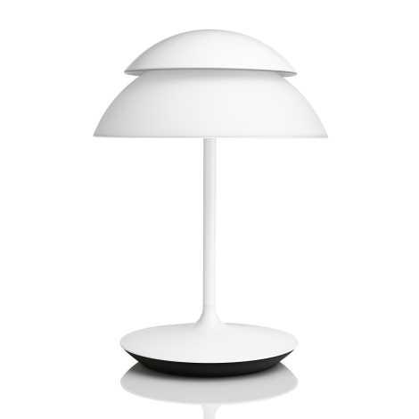 Philips 71202/31/PH - Szabályozható fényerejű asztali lámpa HUE BEYOND 2xLED/4,5W/230V/RGB