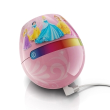 Philips 71704/28/16 - Dekoratív gyermek LED lámpa LIVINGCOLORS MICRO DISNEY PRINCESS 1xRGB LED/4,7W/230V