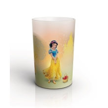 Philips 71711/01/16 - LED-es asztali lámpa CANDLES DISNEY SNOW WHITE LED/1,5W