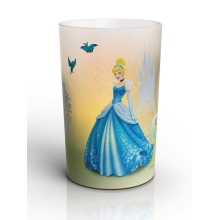 Philips 71711/02/16 - LED-es asztali lámpa CANDLES DISNEY CINDERELLA LED/1,5W
