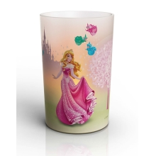 Philips 71711/25/16 - LED-es asztali lámpa CANDLES DISNEY SLEEPING BEAUTY LED/1,5W
