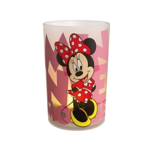 Philips 71711/31/16 - LED-es asztali lámpa CANDLES DISNEY MINNIE MOUSE  1x1,5W LED