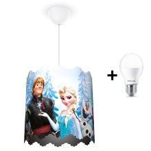 Philips 71751/01/16 - LED Gyerek csillár DISNEY FROZEN 1xE27/9W/230V