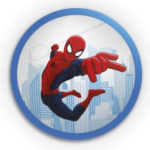 Philips 71760/40/16 - DISNEY SPIDER-MAN LED-es gyerek fali lámpa 1xLED/4W