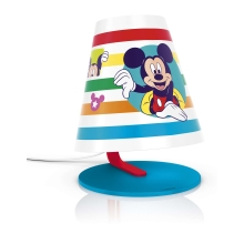 Philips 71764/30/16 - LED gyereklámpa DISNEY MICKEY MOUSE 1xLED/3W/230V