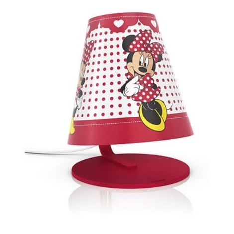 Philips 71764/31/16 - Gyermek LED asztali lámpa DISNEY MINNIE MOUSE 1xLED/4W/230V