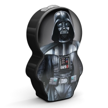 Philips 71767/98/16 - Gyereklámpa STAR WARS DARTH VADER LED/0,3W
