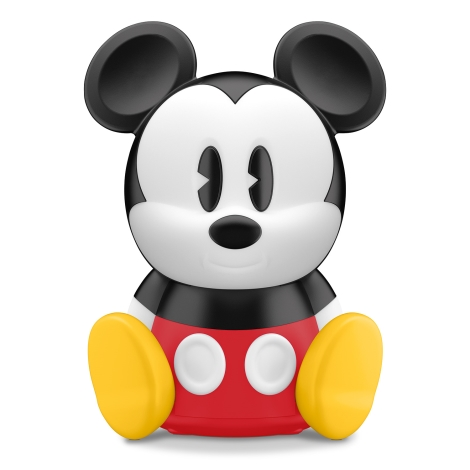 Philips 71768/03/16 - Gyereklámpa DISNEY SLEEP TIME MICKEY LED/2W/230V