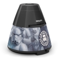 Philips 71769/99/16 - LED Gyerek projektor DISNEY STAR WARS LED/0,1W/3xAA