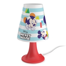Philips 71795/30/16 - Asztali lámpa DISNEY MICKEY MOUSE LED/2,3W/230V