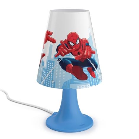 Philips 71795/40/16 - Asztali lámpa SPIDER-MAN LED/2,3W/230V