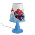 Philips 71795/40/G0 - LED Gyerek asztali lámpa MARVEL SPIDER-MAN 1xLED/2,3W/230V