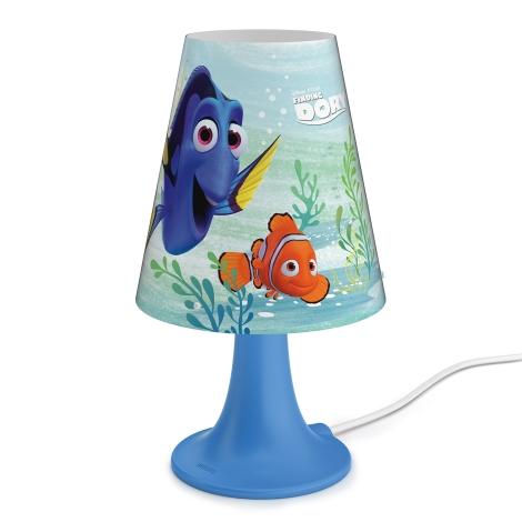 Philips 71795/90/16 - LED Gyerek asztali lámpa  DISNEY DORY LED/2,3W/230V