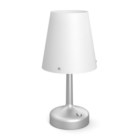 Philips 71796/48/P0 - Asztali lámpa MYLIVING LED/0,6W/3xAA