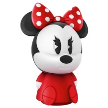 Philips 71883/31/PO - LED Gyerek DISNEY SOFTPAL MINNIE 1xLED/0,1W/USB