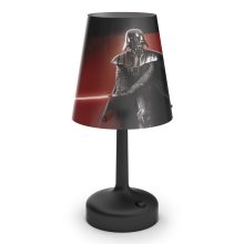 Philips 71889/30/16 - Gyereklámpa STAR WARS DARTH VADER 1xLED/0,57W/3xAA