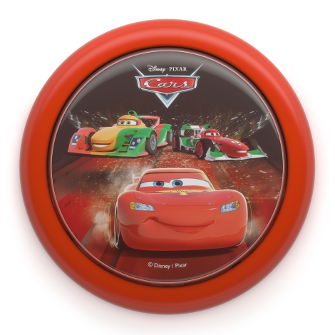 Philips 71924/32/16 - Gyereklámpa DISNEY CARS LED/0,3W/2xAAA