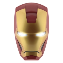 Philips 71939/55/P0 - LED gyerek lámpa DISNEY IRON MAN 2xLED/0,2W/3V