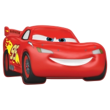 Philips 71941/32/P0 - LED gyereklámpa DISNEY CARS 2xLED/0,2W/3V