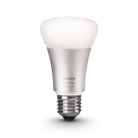 Philips 8718696461655 - LED izzó HUE SINGLE BULB 1xE27/10W
