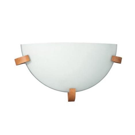 Philips Bright Light 33018/31/15 - SELMA fali lámpa 1xE27/60W  fehér