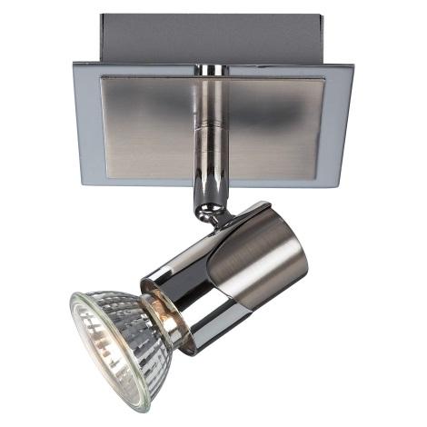 Philips Bright Light 54700/17/15 - Spot lámpa 1xGU10/50W matt króm