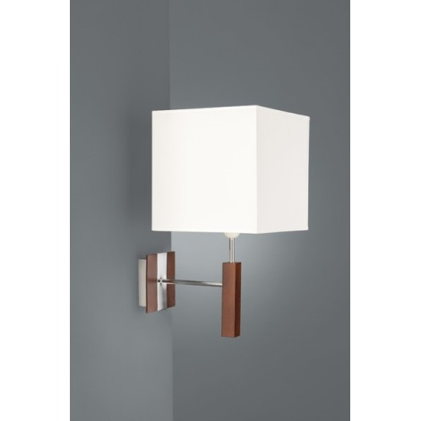Philips Eseo 45559/43/13 - VIOLLA fali lámpa 1xE14/60W fehér