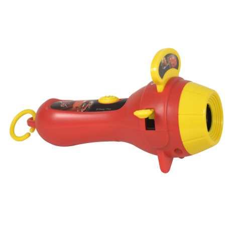 Philips - Gyereklámpa vetítő CARS 2in1 LED/2xAAA