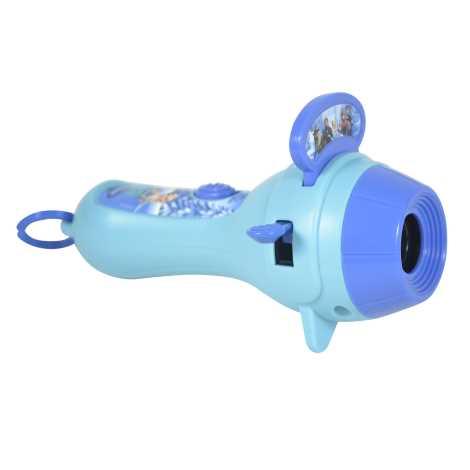 Philips - Gyermekek projektor FROZEN 2v1 LED/2xAAA