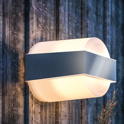Philips - Kültéri fali lámpa E27/42W