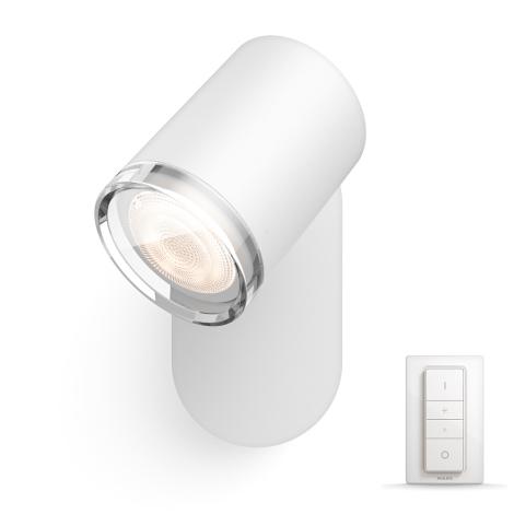 Philips - LED Dimmelhető fürdőszobai lámpa Hue 1xGU10/5,5W